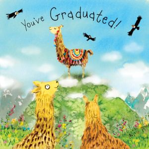 FIZ47  Congratulations on Your Graduation Card